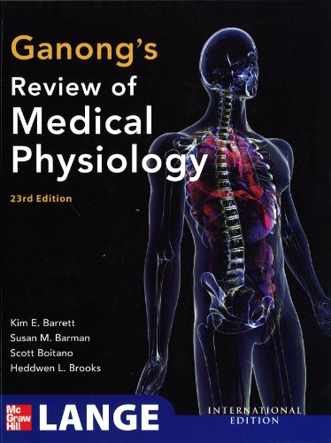 9780071270663: Ganong's Review of Medical Physiology 23e