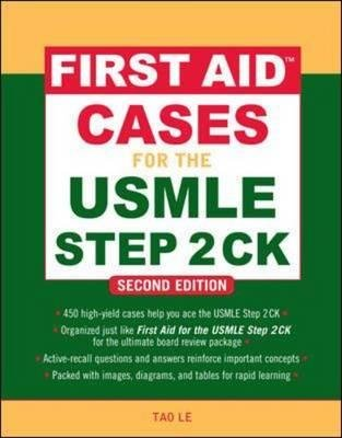 9780071270700: First Aid Cases for the USMLE Step 2 CK, 2E