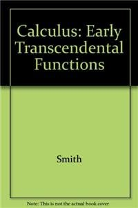 9780071270717: Calculus: Early Transcendental Functions