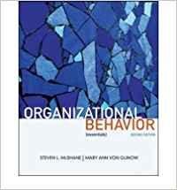 9780071271783: Organizational Behavior: [Essentials]