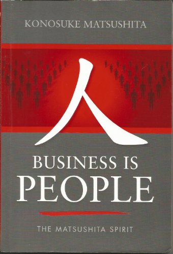 9780071272162: Business is People