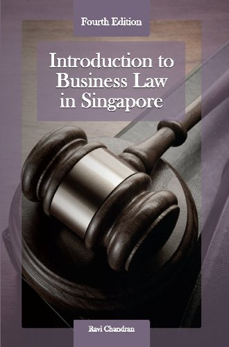 9780071272179: Introduction to Business Law in Singapore