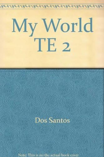 9780071272216: My World TE 2