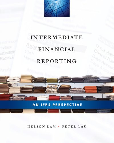 Intermediate Financial Reporting: An IFRS Perspective: Peter Lau; Nelson