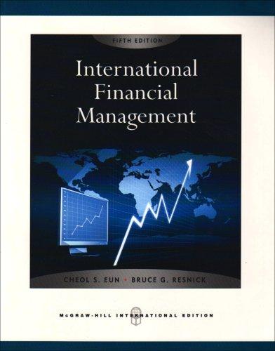 9780071276191: International Financial Management