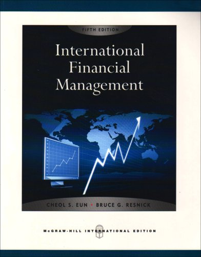 9780071276191: International Financial Management