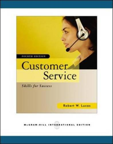 9780071277501: Customer Service Skills for Success
