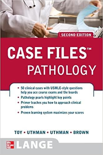 9780071278188: Case Files: Pathology 2E