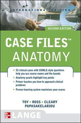 9780071278195: Case Files: Anatomy, 2E