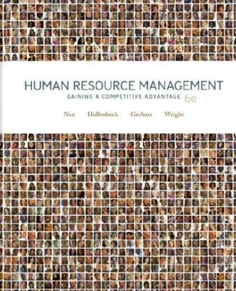 9780071279437: Human Resource Management