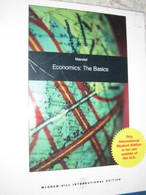 9780071280396: Economics: The Basics