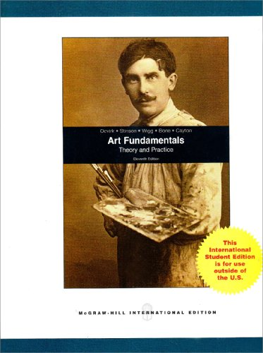 9780071280730: Art Fundamentals: Theory and Practice