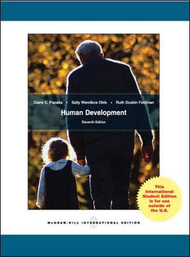 9780071280747: Human Development