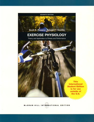 9780071280785: Exercise Physiology: Theory and Application to Fitness and Performance