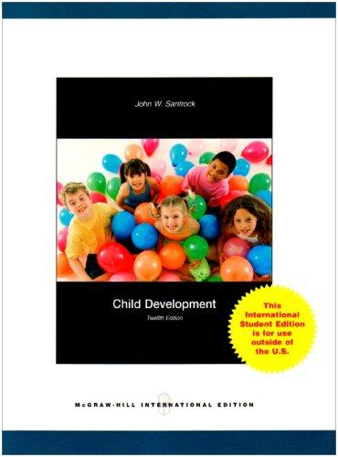 9780071280815: Child Development: An Introduction