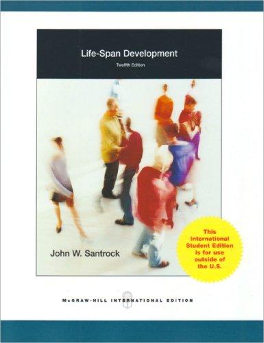 LifeSpan Development: John W. Santrock