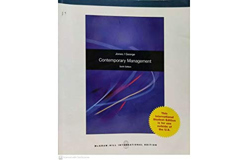 9780071281058: Contemporary Management