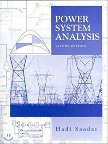 9780071281843: Power Systems Analysis (2nd International Edition)