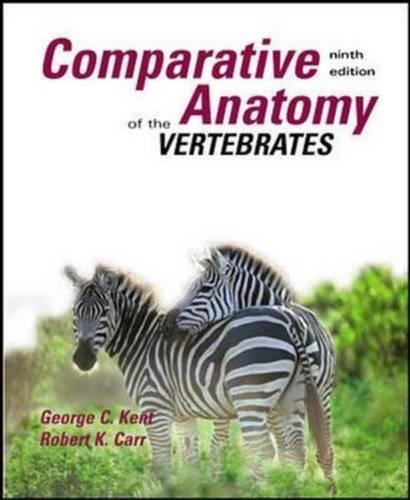 9780071282413: Comparative Anatomy of the Vertebrates (Int'l Ed)