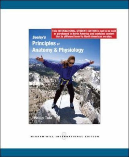 9780071282437: Seeley's Principles of Anatomy & Physiology