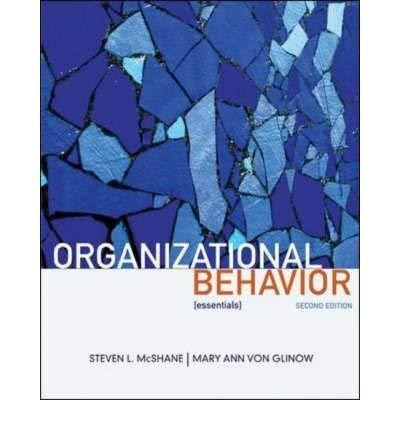 9780071283014: Organizational Behavior