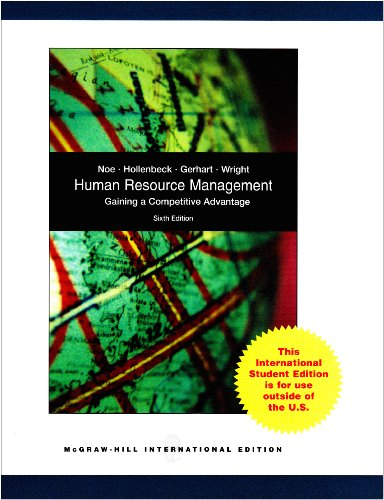 9780071283236: Human Resource Management
