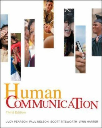 9780071283335: Human Communication