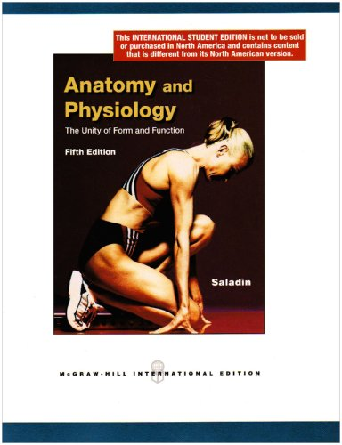 9780071283410: Anatomy & Physiology: The Unity of Form and Function