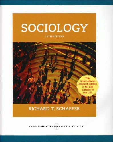 9780071283465: Sociology