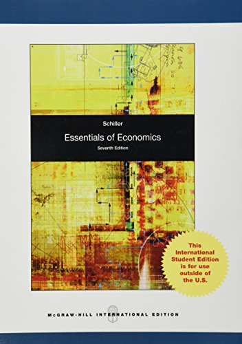 9780071283489: Essentials of Economics