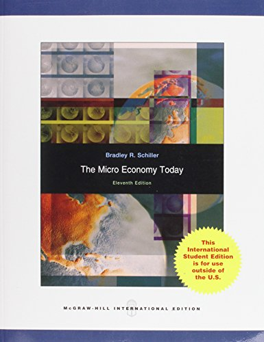 9780071283496: The Micro Economy Today