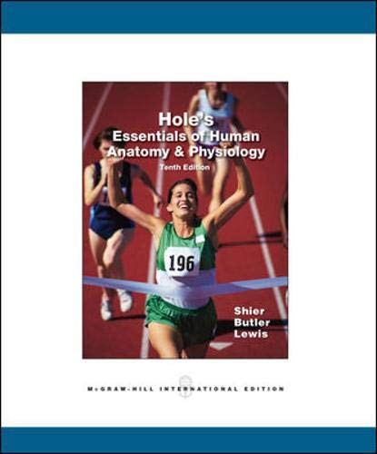 9780071283526: Hole's Essentials of Human Anatomy and Physiology.