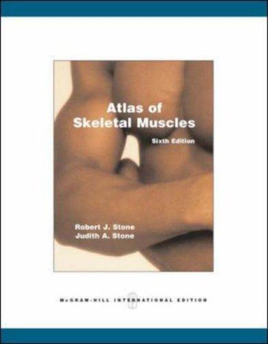 9780071283595: Atlas of Skeletal Muscles