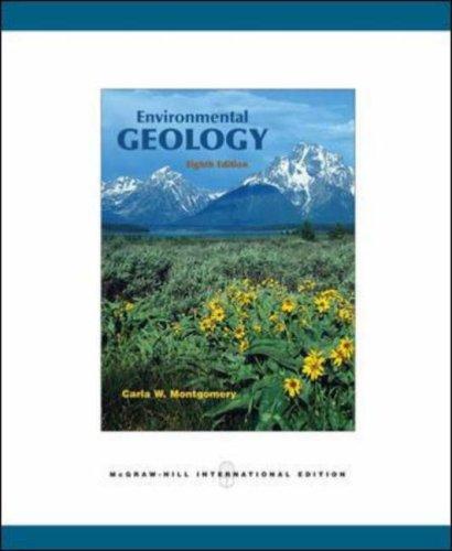 9780071283625: Environmental Geology
