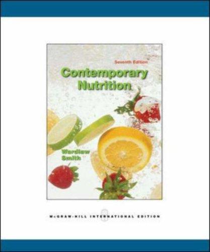 9780071283656: Contemporary Nutrition