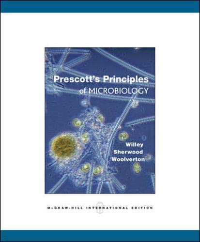 9780071283670: Prescott's Priniples of Microbiology