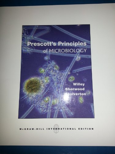 9780071283670: Prescott's Principles of Microbiology