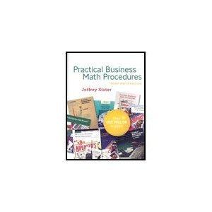 9780071283717: Practical Business Math Procedures
