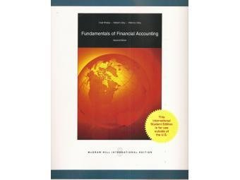 9780071283724: Fundamentals of Financial Accounting: With Landry's Restaurants, Inc. Annual Report