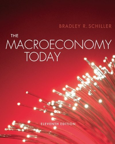 9780071284011: The Macro Economy Today