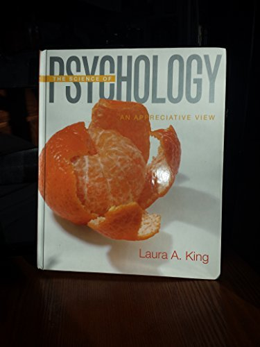 9780071284035: The Science of Psychology: An Appreciative View
