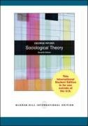 9780071284066: Sociological Theory