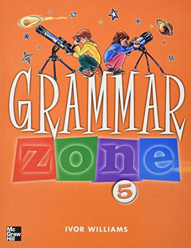 9780071284134: Grammar Zone Workbook 5