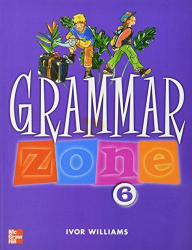 9780071284141: Grammar Zone Workbook 6
