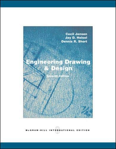 Engineering Drawing & Design: Jensen, Cecil; Helsel,