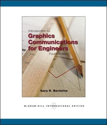 9780071284271: Introduction to Graphics Communications for Engineers (B.E.S.T. Series)