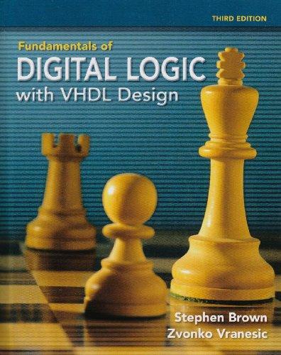 9780071284288: Fundamentals Of Digital Logic W/Vhdl Des