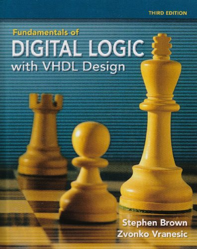 9780071284288: Fudamentals of Digital Logic with VHDL Design with CD-ROM