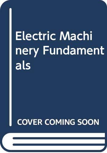 9780071284448: Electric Machinery Fundamentals