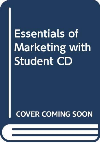 9780071284608: Essentials of Marketing